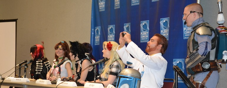 Planet Comicon: Sexuality in Cosplay Panel