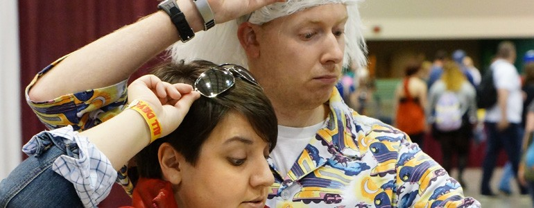Planet Comicon 2015: Cosplay Gallery 1