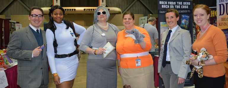 Planet Comicon 2015: Cosplay Gallery 2