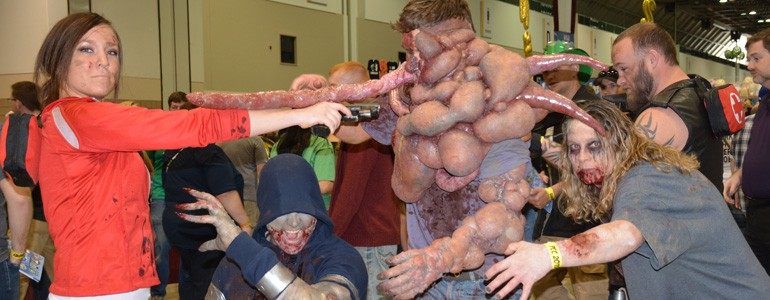 Planet Comicon 2015: Cosplay Gallery 5