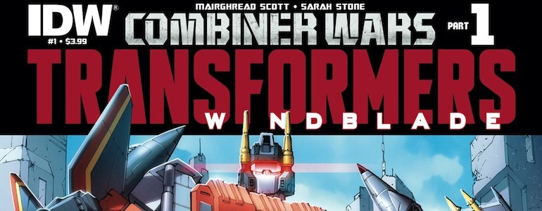 'Transformers: Windblade Vol. 2 #1' Comic Review