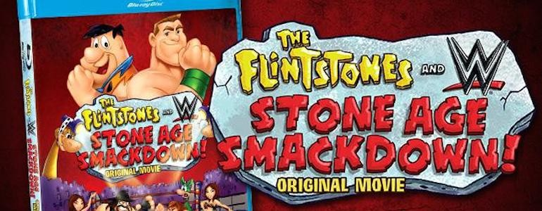 'The Flintstones and WWE: Stone Age Smackdown' Blu-Ray Review