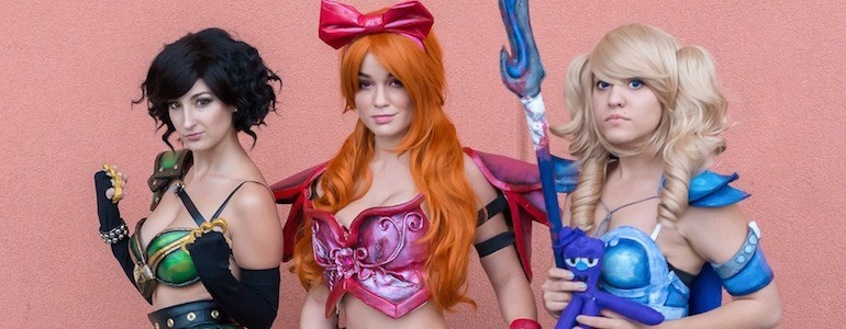The Powerpuff Warriors Cosplay Gallery