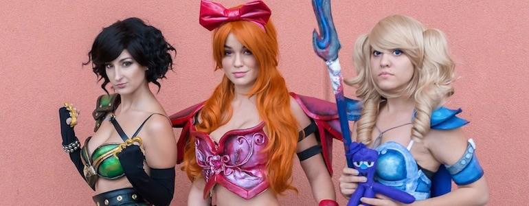 The Powerpuff Warriors Cosplay Gallery