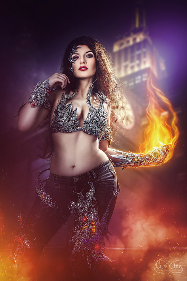 cosplay collection witchblade projectnerd