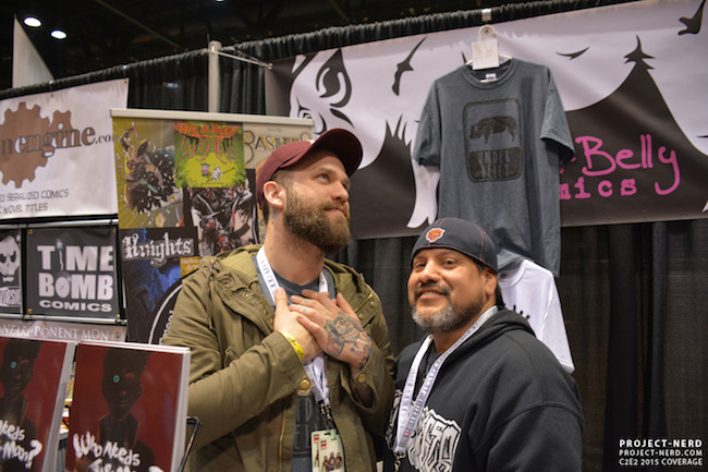 C2E2-Underbelly-Interview