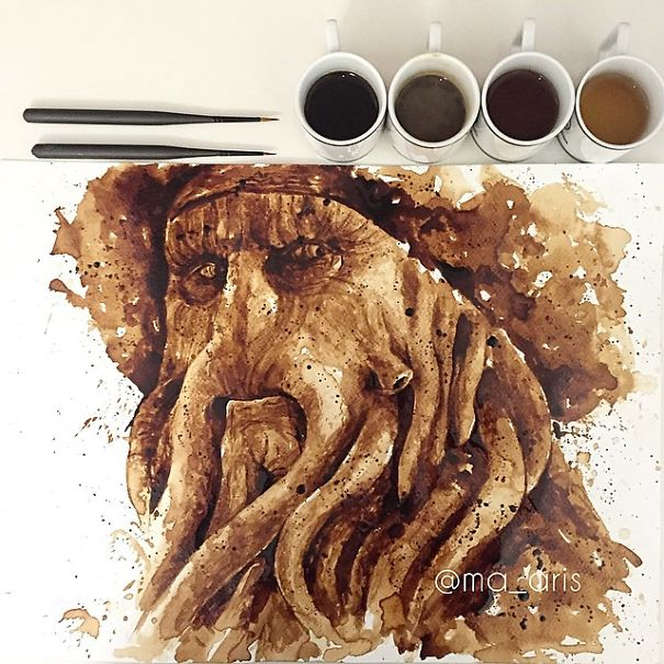Coffee Art 2