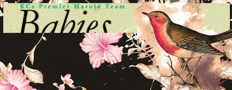 Interview with 'Babies' Harold Improv Group