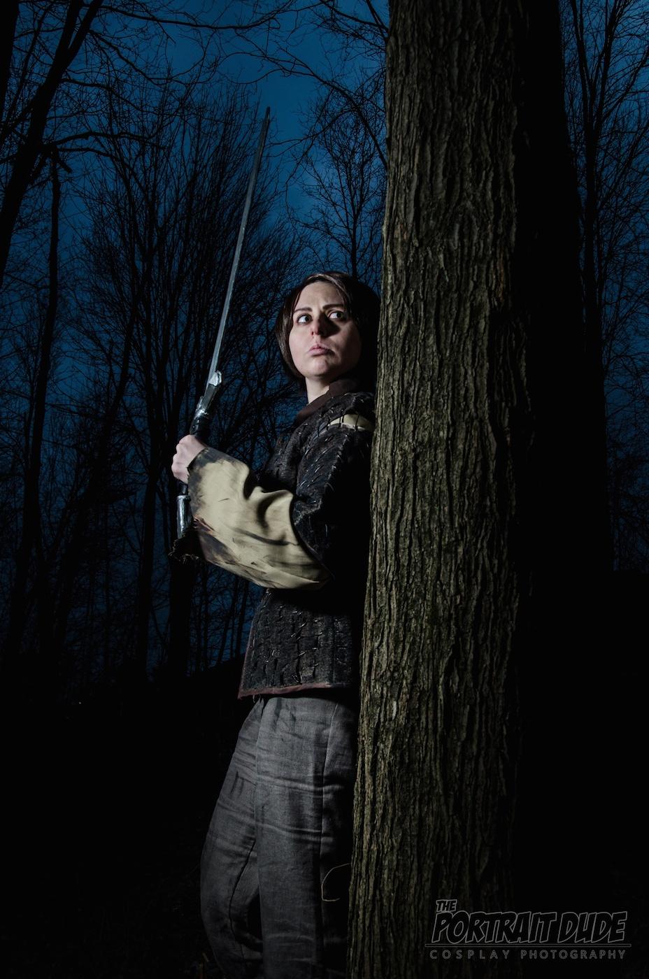 Chelsey Link-Scream Portrait Dude Arya 4