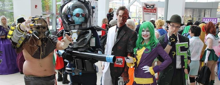 Denver Comic Con 2015: Cosplay Gallery 5