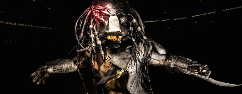 Awesome Predator Cosplay