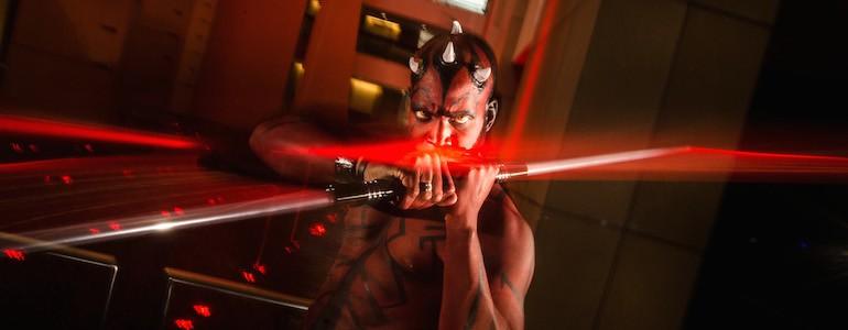 Epic Darth Maul (Star Wars) Cosplay