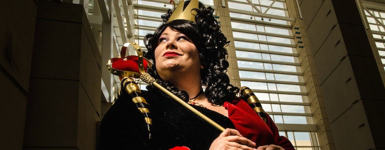 Queen of Hearts Cosplay Gallery