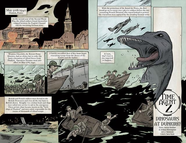 Science Hero Comic 2