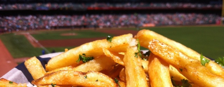 The Ten: Baseball Stadium Foods