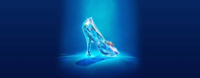 'Cinderella' Announced for Blu-ray Combo Pack & Digital HD