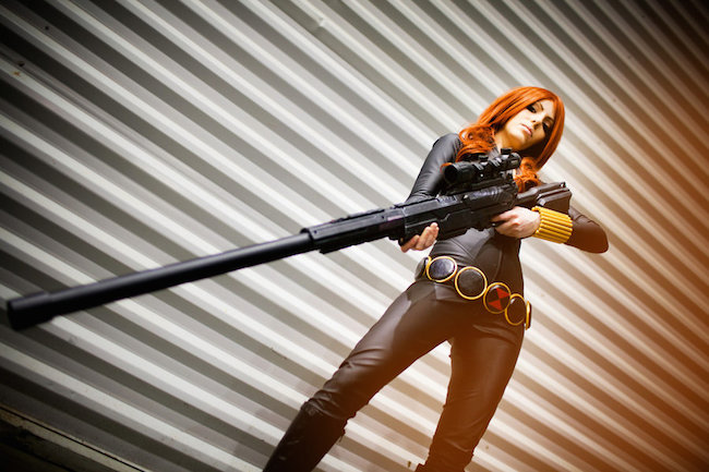 Cosplay Collection Black Widow Vera Chimera