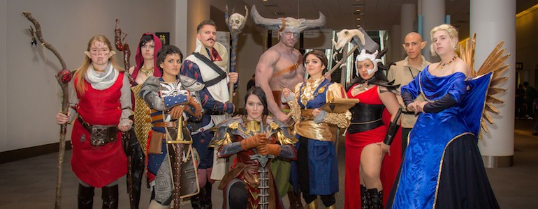 Exclusive 'Dragon Age: Inquisition' Cosplay Gallery
