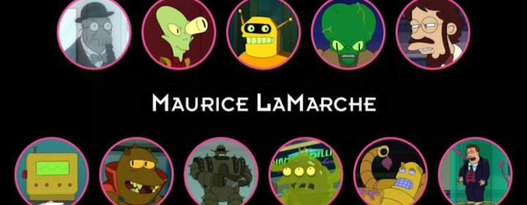 Interview with Maurice LaMarche