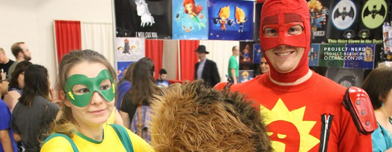 O Comic Con 2015: Cosplay Gallery 3