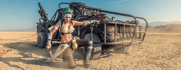 Epic 'Fury Road' Cosplay Gallery