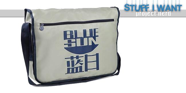 Firefly Messenger Bag