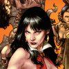 Dynamite & Visionbooks Debut a new Vampirella