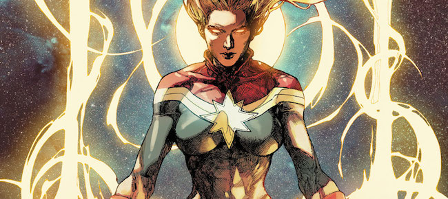 10 Underrated Superheroes Captain Marvel