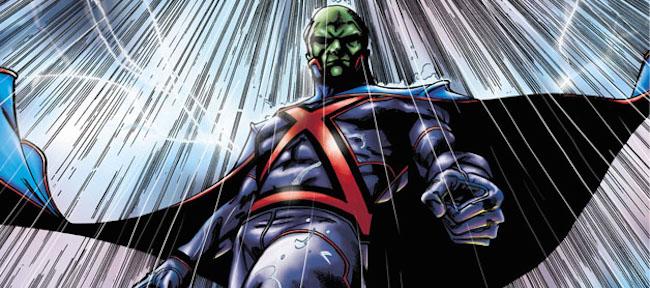 10 Underrated Superheroes Martian Manhunter