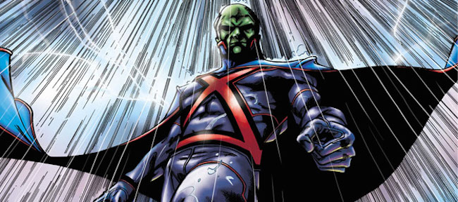 10 Underrated Superheroes Martian Manhunter