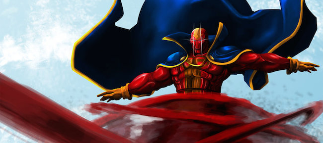 10 Underrated Superheroes Red Tornado