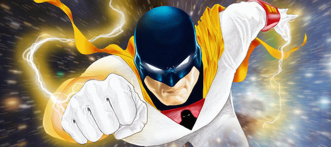 10 Underrated Superheroes Space Ghost