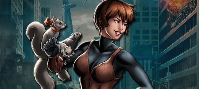 10 Underrated Superheroes Squirrel Girl