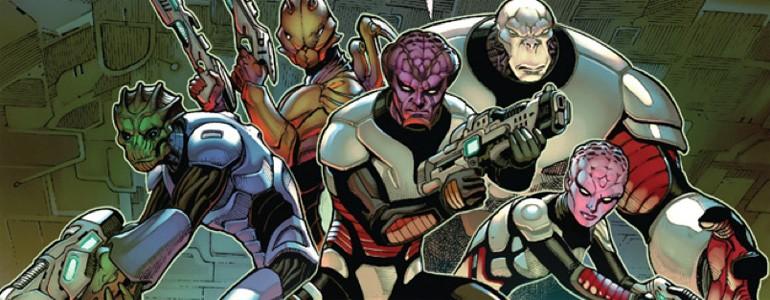'Aliens vs. Zombies' #1 Comic Review