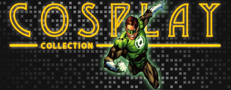 Cosplay Collection: Green Lantern