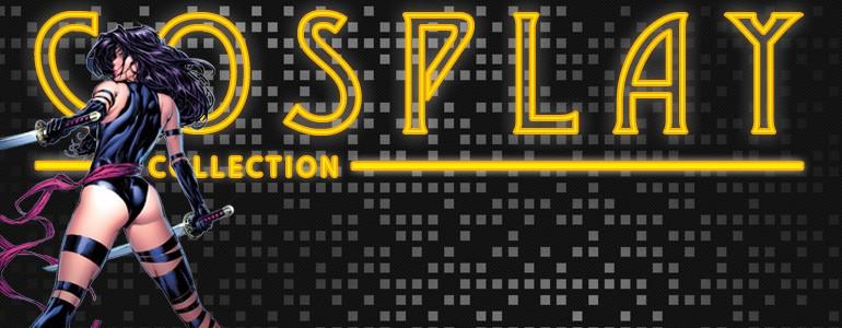Cosplay Collection: Psylocke