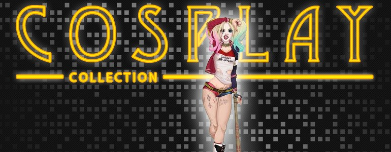 Cosplay Collection: Suicide Squad Harley