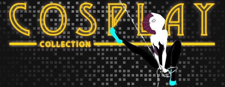 Cosplay Collection: Spider-Gwen