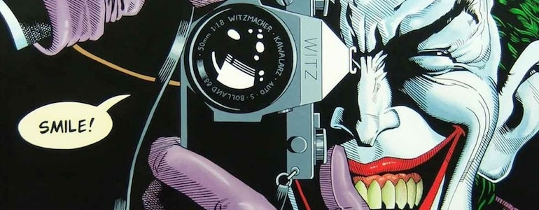 Pre-Order 'Batman: The Killing Joke' Blu-ray