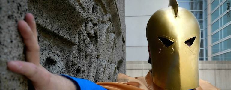 Doctor Fate Cosplay