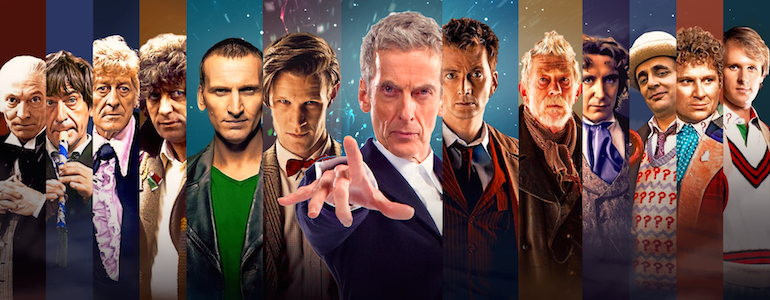 SDCC: Watch the Entire 'Doctor Who' Panel