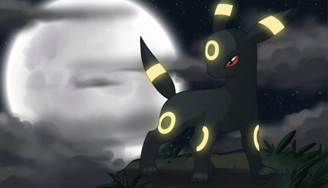 Umbreon, a Pokemon evolved from Eevee when leveled up with high ...: project-nerd.com/2015/07/20/humanoid-umbreon-cosplay
