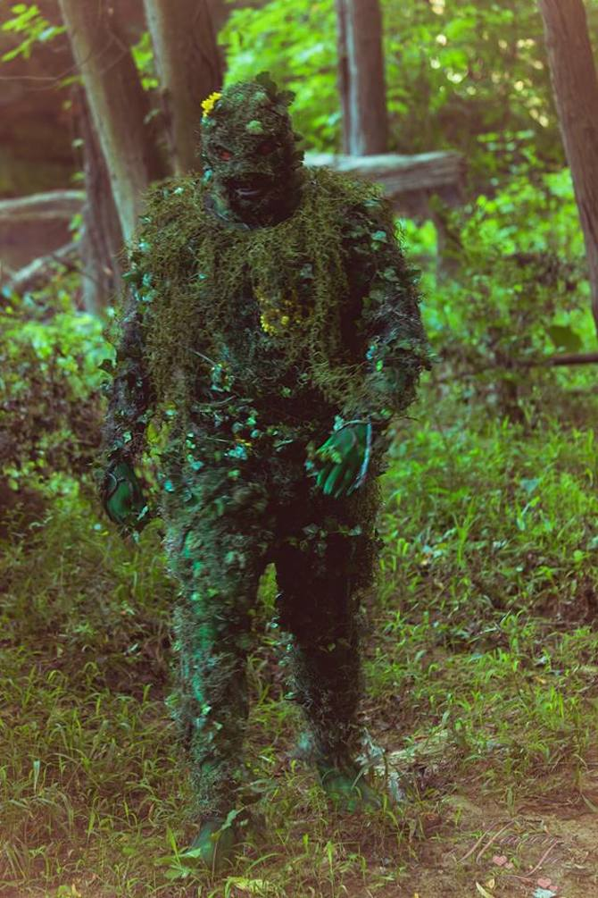 Knightmage Swamp Thing 10