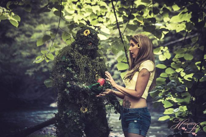 Knightmage Swamp Thing 3