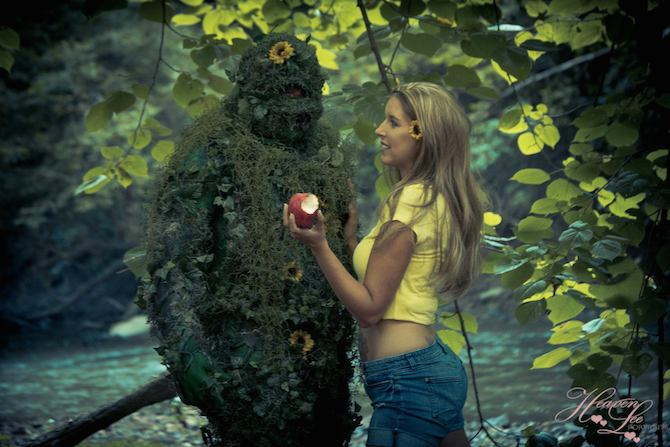 Knightmage Swamp Thing 5
