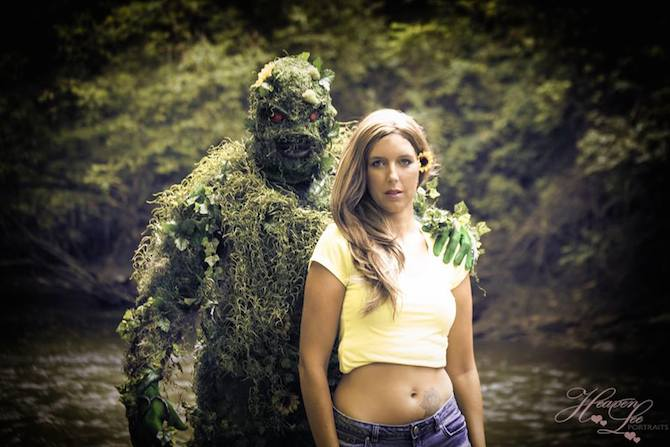 Knightmage Swamp Thing 6