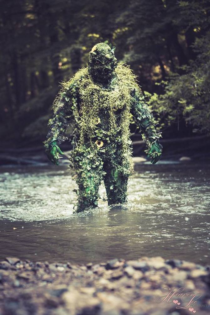 Knightmage Swamp Thing 8