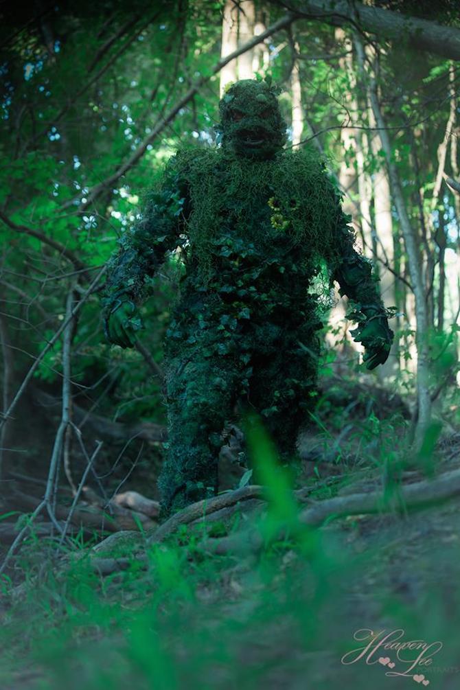 Knightmage Swamp Thing 9