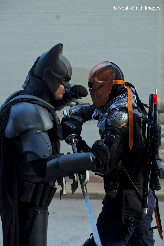 deathstroke arrow cosplay - photo #5