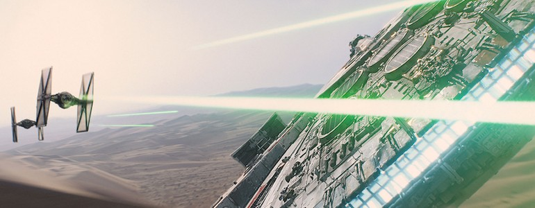 'Star Wars: The Force Awakens' Final Trailer